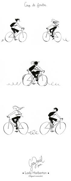Coloriage Velo Facile.26 Meilleures Images Du Tableau Dessin Velo Bicycle Art Bicycle