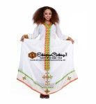 ethiopian traditional clothing for church