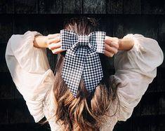 Black Hair Bows, Large Hair Bows, Stacked Hair, Toddler Hair Bows, Christmas Hair Bows, Velvet Hair, Boutique Hair Bows, Bow Hair Clips, Brigitte Bardot