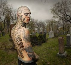 Macabre Artist   They're about the human body as a decomposing corpse – the art of ...
