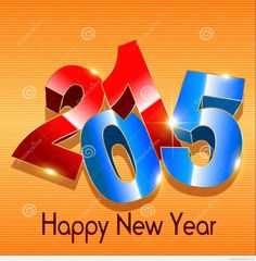 Happy new year 2015 photography