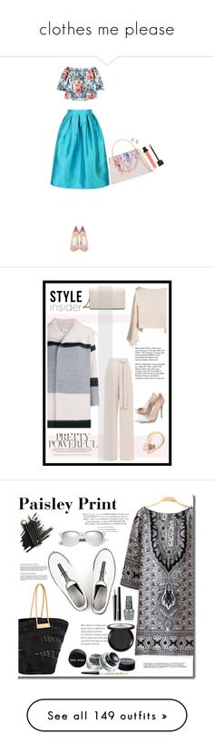 """""""clothes me please"""" by sammysamzz ❤ liked on Polyvore featuring Elizabeth and James, Semilla, Ted Baker, Jouer, Stella & Dot, Vince, Gucci, Gianvito Rossi, Tiffany & Co. and Calvin Klein"""