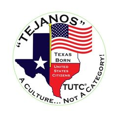 Mexican and American… Tejano