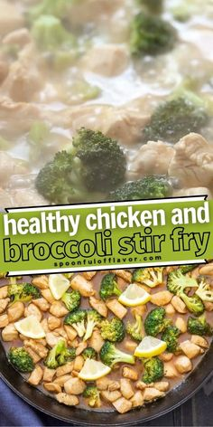 More time at home means more time to try out homemade versions of your favorite take out dishes. Start off with this classic dish that is so easy to do yet so appetizing. Healthy chicken and Broccoli Stir Fry with lemon and honey for a fun and delicious twist. Pin this recipe!
