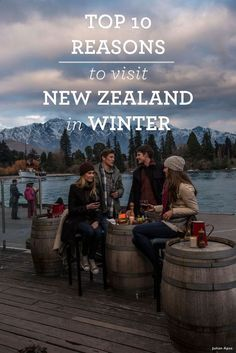 Thinking about visiting New Zealand in winter? Here are 10 reasons why New Zealand's a great winter destination.