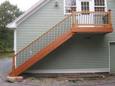 When many homeowners renovate their decks during the spring, one of the first things they replace is the banister or handrail. After all, this vital piece surrounds the perimeter of your deck, making it the most highly visible aspect of the whole structure.