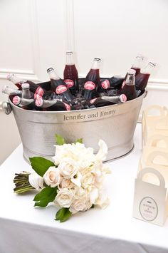 A Very Cheerwine Wedding