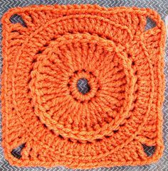 [Free Pattern] Fun Granny Square Pattern To Incorporate In Your Next Project…