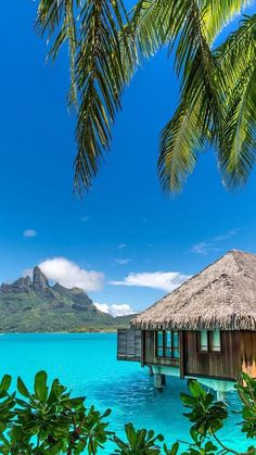 Honeymoon inspo: The St. Regis Bora Bora Resort Honeymoon inspo: The St. Regis Bora Bora Resort ,Dream vacations destinations Looking for that special destination? This resort in could be your dream. Beautiful Vacation Spots, Beautiful Places To Travel, Cool Places To Visit, Good Vacation Spots, Wonderful Places, Bora Bora Resorts, Bora Bora Honeymoon, Vacation Places, Dream Vacations