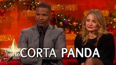 nice Cameron Diaz, Jamie Foxx and Usher Attempt A Cockney Accent - The Graham Norton Show