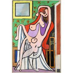 Où l'on découvre que Picasso ne sait pas mentir avec ses pinceaux.