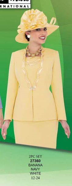 Ben Marc Franccesca Bellini 27360 Womens Suit