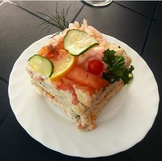 Znacie #smörgåstårta ? Więcej na Moim blogu pod  likiem https://mellfashion1.blogspot.com/ Zapraszam!