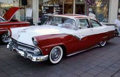 '56 Ford Crown Victoria