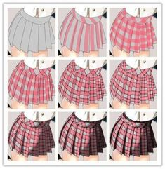 Super drawing clothes skirts Ideas Source by ideas drawing Digital Painting Tutorials, Digital Art Tutorial, Art Tutorials, Drawing Anime Clothes, Manga Drawing, Dress Drawing, Drawing Art, Rock Design, Art Reference Poses