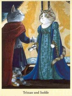 tristan and isolde images paintings | source: Susan Herbert