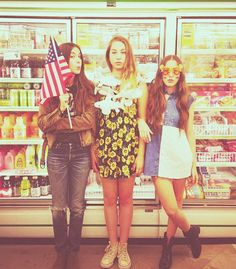 They are kind of like the Jonas Brothers mixed with Hanson, but they are girls and cooler.