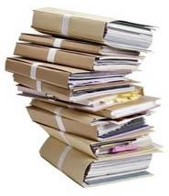 Have you ever wondered how long to keep documents?  Check out the Tax Record Retention Guide.