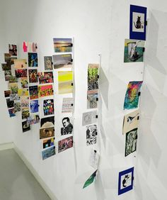 """Fantastic to visit #PostHope exhibition at The Horsebridge Arts Centre in Whitstable @thehorsebridge yesterday. I love the way the…"""" • Oct 19, 2020 at 6:05pm UT Exterior Design, Interior And Exterior, Brick And Mortar, Retail Space, Centre, Photo Wall, Display, Exhibitions, Frame"""