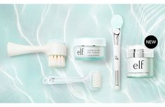 Get the Skincare Essentials Kit for just $10 with code WINNING now online at e.l.f. Limited time only, free shipping to your GoSend locker!