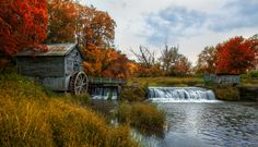 Hyde's Mill by Brian Behling