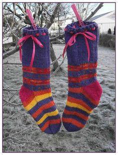 Ravelry: Gurigurimalla's Colorful feet
