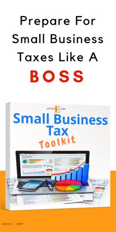 Get the RIGHT tax information, tools, and resources you need to plan and prepare for filing small business taxes. Business Tax Deductions, Tax Refund, Income Tax Preparation, Small Business Tax, Tax Credits, Budgeting Finances, Finance Tips, Money Saving Tips, Apps