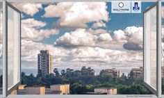 The voice of the breeze speaks to the soul and #ViewFromMyWindow of a patterned sky at #Solitaire by #JayceeHomes at #Versova gives the pleasure of seeing the utmost beauty of nature. #Solitaire #JayceeHomes #Friday #Morning #Sky #ViewFromMyWindow #Calm #Pleasure #FollowForFollow #Jaycee #JayceeLifeStyle #Green #Cloud