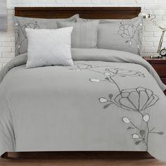Found it at Wayfair - Adrien Lewis- Berg 5 Piece Comforter Set