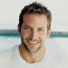 Bradley Cooper--his smile and his eyes are what does it for me, but he's also really funny and pretty ripped.