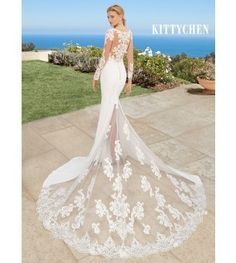 Kitty Chen Spring 2017 Style 1756 Lorraine - Bridal Dresses