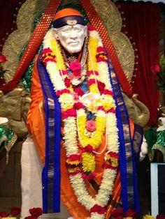 Shirdi Sai Baba Wallpapers, Om Sai Ram, Blessing, Faith, Life, Loyalty, Believe, Religion