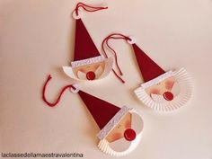 Weihnachtliche Ideen rund um Muffinförmchen