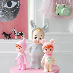 #SALE The last grey #bunny #light #Kidsroom from www.kidsdinge.com www.facebook.com/pages/kidsdingecom-Origineel-speelgoed-hebbedingen-voor-hippe-kids/160122710686387?sk=wall http://instagram.com/kidsdinge #Kidsdinge #Toys #Speelgoed