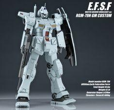 Gunpla Custom, Gundam Model, Mobile Suit, Star Wars, Ideas, Starwars, Thoughts, Star Wars Art