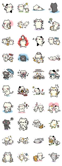nyankoro-san. - LINE Creators' Stickers