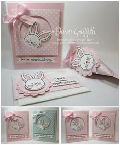 Ladies of Harley event goodies Dawn Griffith Stampin Up! Kids Cards, Baby Cards, Dawn Griffith, Dawns Stamping Thoughts, Christmas Gift Card Holders, Easter Religious, Stamping Up Cards, Easter Crafts, Easter Decor