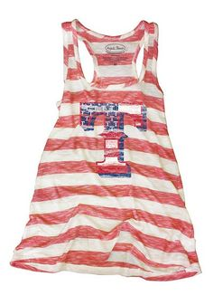 fourth of july women's tanks
