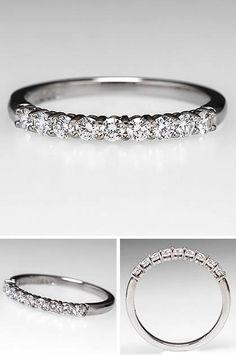Tiffany Shared-Prong Diamond Ring