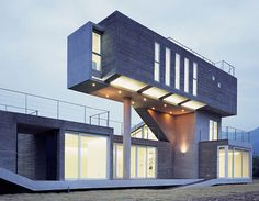 42nd Route House | Gangwon-do, South Korea | Hee Soo Kwak
