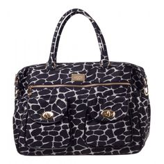 Travel Baby Bag from colette by colette hayman. - velcro secured  compartment on reverse with 1060df031267