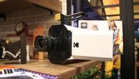 "Eastman Kodak is bringing back an old-school film camera: the Super 8, popular for making home movies after it was launched 50 years ago. The photography pioneer, which stopped selling digital cameras in 2012 after filing for bankruptcy, showcased an early prototype of the Super 8 at CES 2016 in Las Vegas. <br /> Learn more in the full review: <a target=""_blank"" href=""http://on.mash.to/1PmEPyO"">http://on.mash.to/1PmEPyO</a>"