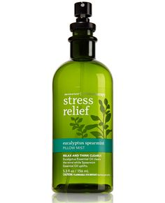 Stress-Relieving Beauty Products: Bath & Body Works Aromatherapy #InStyle