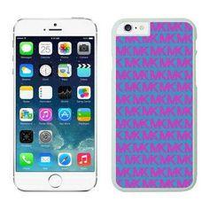 Michael Kors Logo Signature Pink iPhone 6 Cases - $21.99
