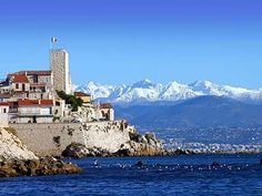 Antibes, France - history, friends, art, skiing in the nearby Alps and modern French cuisine. What not to love?
