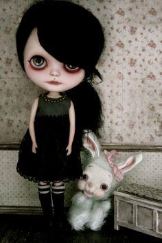 Vampire blythe by littleKate