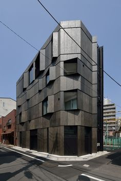 Edificio KURO / KINO Architects