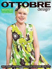 Ottobre Design Woman 2/2008 Spring/Summer | Crafty Mamas Fabrics | | Crafty Mamas Fabrics