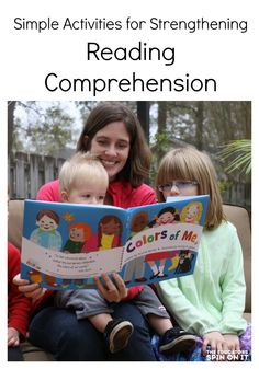 Simple Activities for Parents to Help Developing Reading Comprehension