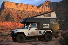 Action Camper for Jeep - Materialicious